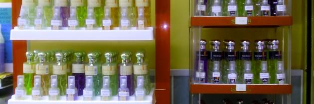 Perfumes de  Saphir